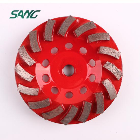 diamond cup wheel for concrete